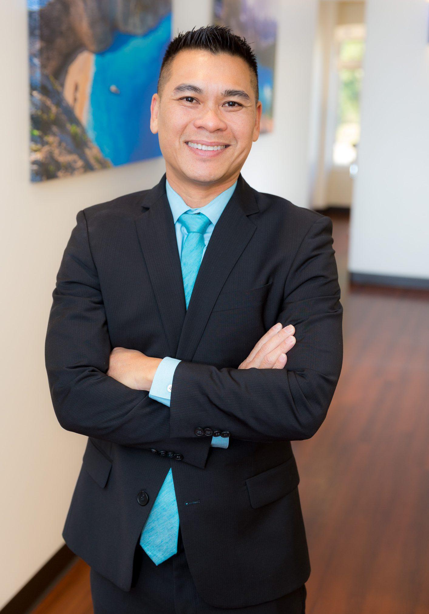 Dr Kenny Tran